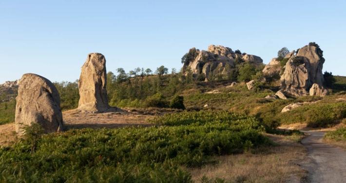 I megaliti dell'Argimusco in Sicilia