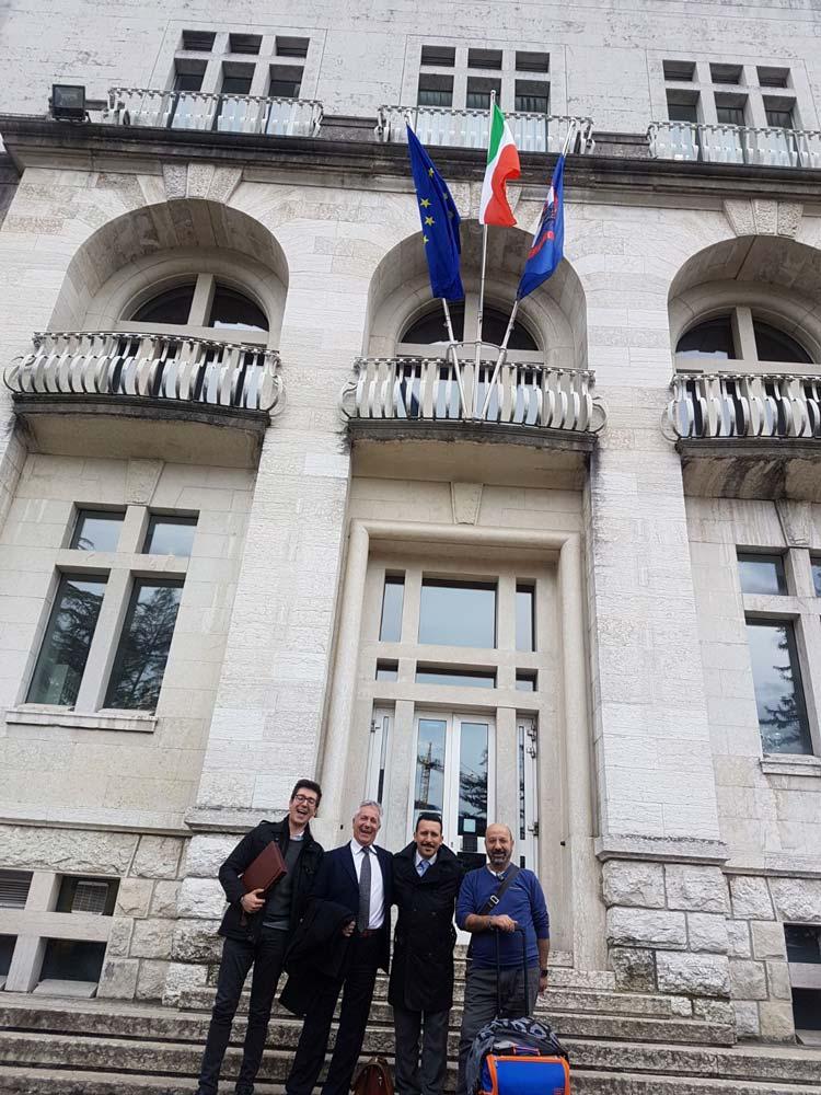 Universita Trento 4ward60